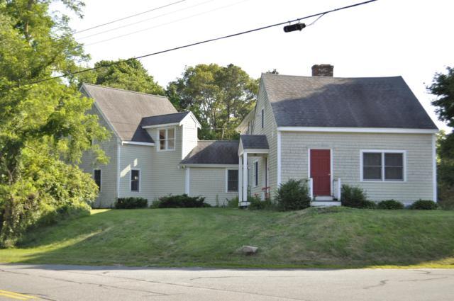 81 Old Plymouth Road, Sagamore Beach, MA 02562 (MLS #21807584) :: ALANTE Real Estate