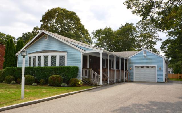 43 Atwater Drive, East Falmouth, MA 02536 (MLS #21807703) :: Rand Atlantic, Inc.