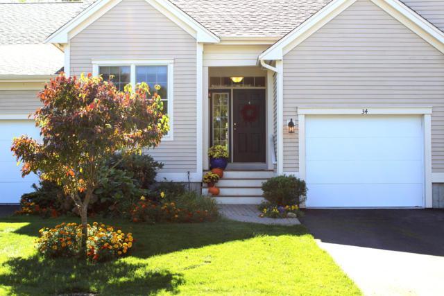 34 Southport Drive, Mashpee, MA 02649 (MLS #21807837) :: Rand Atlantic, Inc.
