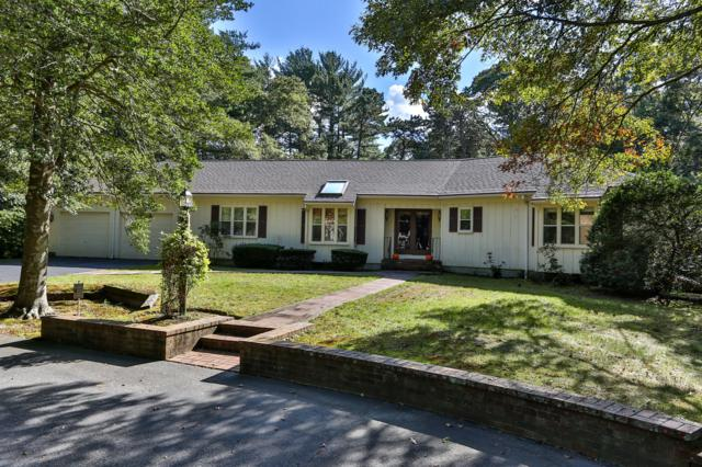 1205 Old Stage Road, West Barnstable, MA 02668 (MLS #21808070) :: Bayside Realty Consultants