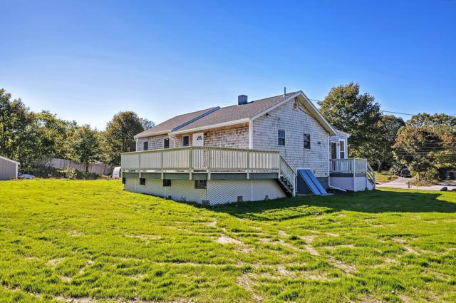115 Sandwich Road, East Falmouth, MA 02536 (MLS #21808076) :: Bayside Realty Consultants