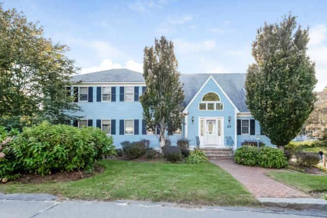 22 Windsor Drive, Plymouth, MA 02360 (MLS #21808089) :: ALANTE Real Estate
