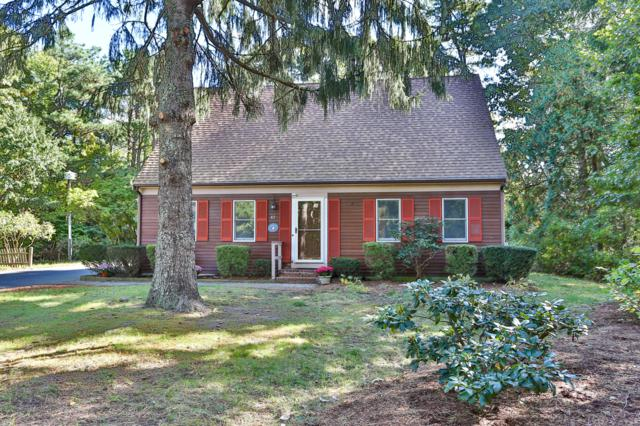87 Regis Road, East Falmouth, MA 02536 (MLS #21808100) :: Bayside Realty Consultants