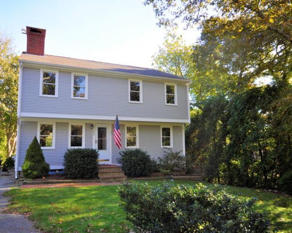 380 Williston Road, Sagamore Beach, MA 02562 (MLS #21808227) :: ALANTE Real Estate