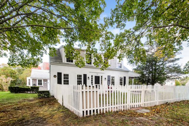 90 Sweetbriar Drive, Chatham, MA 02633 (MLS #21808255) :: Bayside Realty Consultants