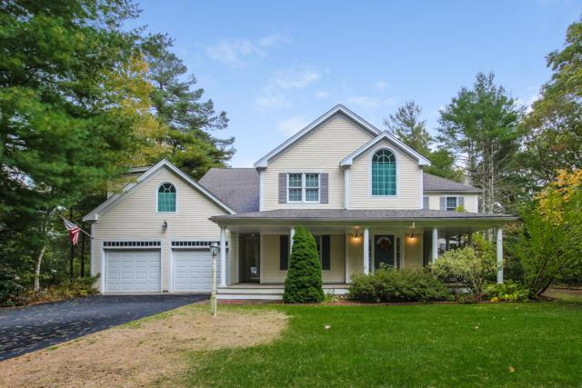 16 Wiley Post Lane, East Falmouth, MA 02536 (MLS #21808269) :: Bayside Realty Consultants