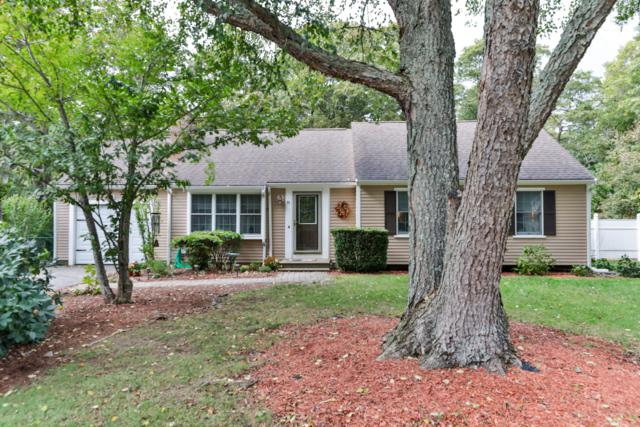 39 Park Place Way, Mashpee, MA 02649 (MLS #21808356) :: Bayside Realty Consultants