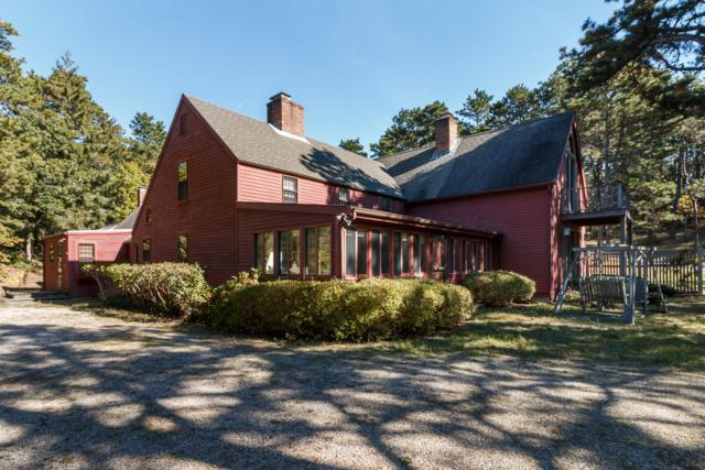 250 Cranberry Hollow Road, Wellfleet, MA 02667 (MLS #21808493) :: Bayside Realty Consultants