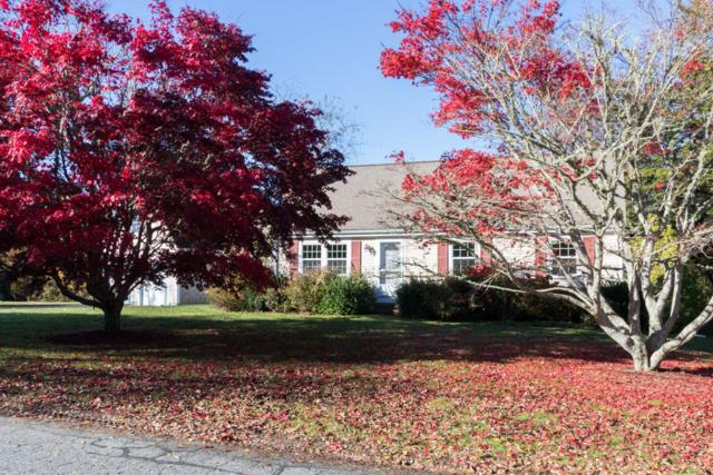 21 Sea Meadow Lane, Brewster, MA 02631 (MLS #21808540) :: Bayside Realty Consultants