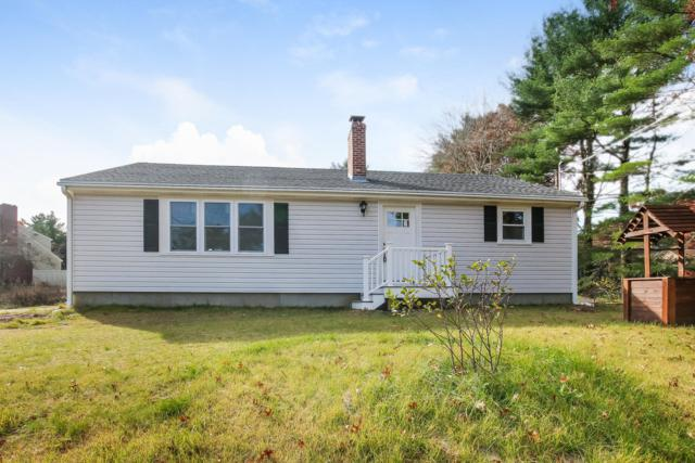 151 Federal Furnace Road, Plymouth, MA 02360 (MLS #21808546) :: ALANTE Real Estate