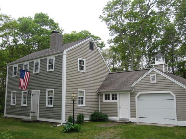 225 Quaker Meetinghouse Road, East Sandwich, MA 02537 (MLS #21808570) :: ALANTE Real Estate