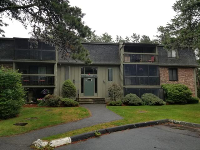 432 Old Chatham Road U-212, East Dennis, MA 02641 (MLS #21808584) :: Bayside Realty Consultants