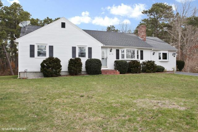 160 Capt Small Road, South Yarmouth, MA 02664 (MLS #21808607) :: Bayside Realty Consultants