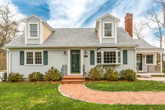 111 Starbuck Lane, Yarmouth Port, MA 02675 (MLS #21808626) :: Bayside Realty Consultants