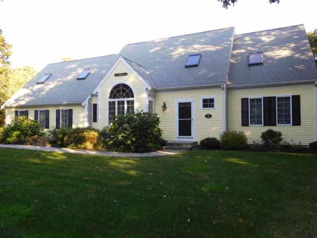 126 Springer Lane, West Yarmouth, MA 02673 (MLS #21808632) :: Bayside Realty Consultants