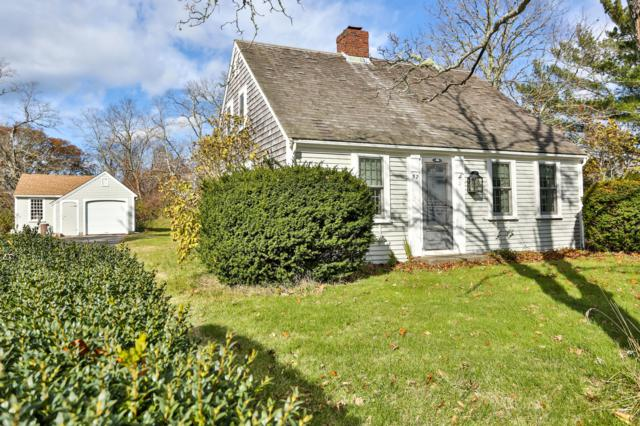 52 Locust Road, Orleans, MA 02653 (MLS #21808638) :: Bayside Realty Consultants