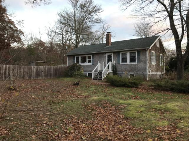 761 Sandwich Road, East Falmouth, MA 02536 (MLS #21808649) :: Bayside Realty Consultants