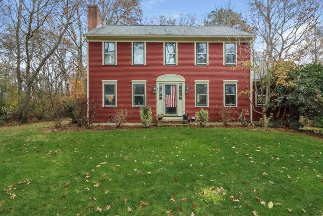8 Bourne Hay Road, Sandwich, MA 02563 (MLS #21808743) :: Bayside Realty Consultants