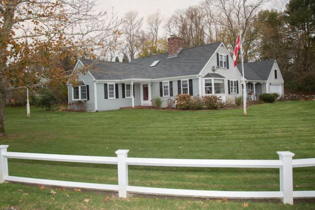 35 Country Club Drive, Cummaquid, MA 02637 (MLS #21808911) :: Bayside Realty Consultants