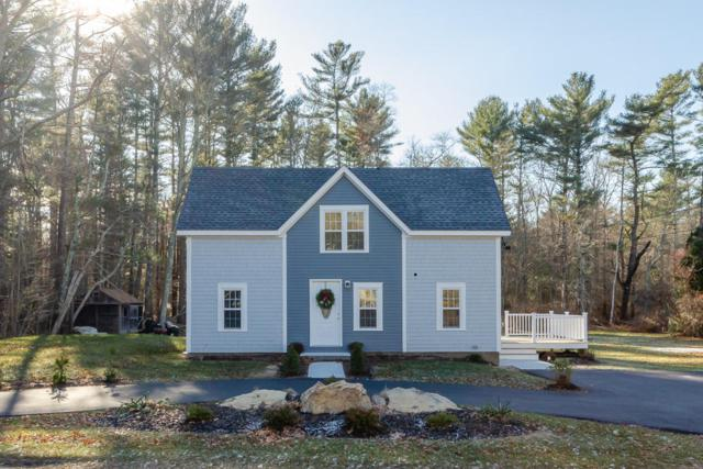 466 Rounseville Road, Rochester, MA 02770 (MLS #21808966) :: Bayside Realty Consultants