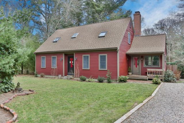 461 Locustfield Road, East Falmouth, MA 02536 (MLS #21808976) :: Bayside Realty Consultants