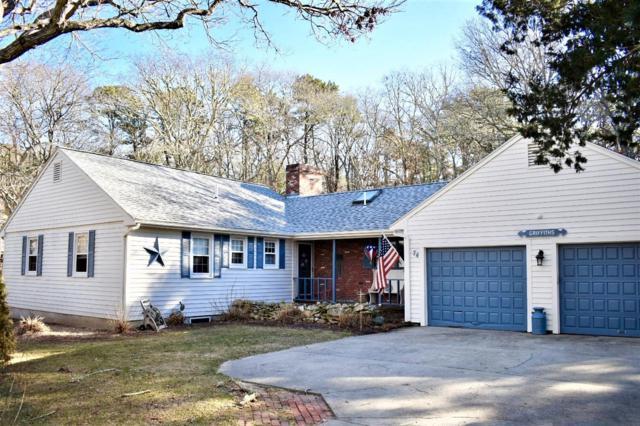 74 Clubhouse Drive, Pocasset, MA 02559 (MLS #21900104) :: Rand Atlantic, Inc.