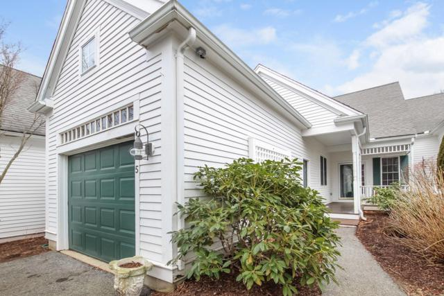 5 Holly Hill Court #5, Buzzards Bay, MA 02532 (MLS #21900300) :: Rand Atlantic, Inc.