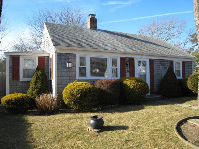 27 Beach Hills Road, Dennis Port, MA 02639 (MLS #21900345) :: Bayside Realty Consultants