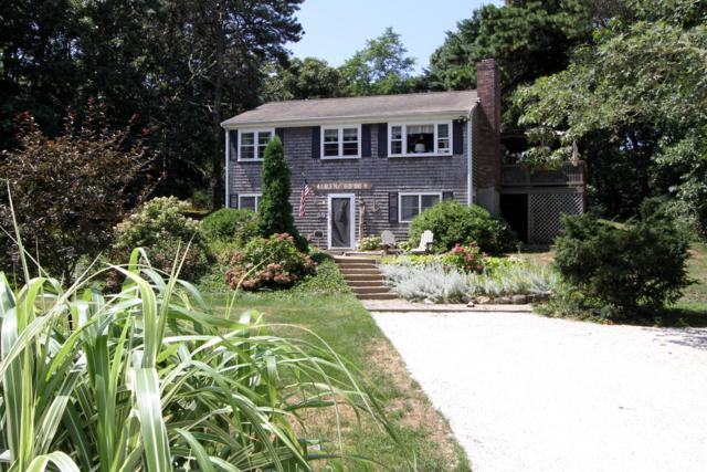 55 Bearses Lane, Eastham, MA 02642 (MLS #21900893) :: Rand Atlantic, Inc.