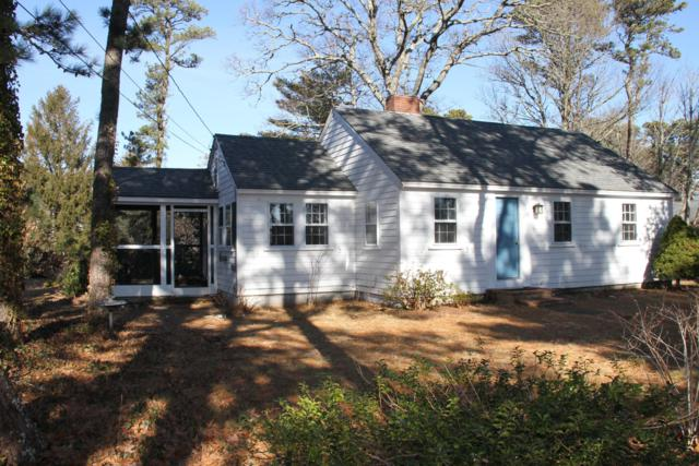 213 Point Of Rocks Road, Brewster, MA 02631 (MLS #21900961) :: Bayside Realty Consultants