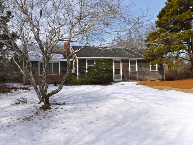 25 Valley Road, Eastham, MA 02642 (MLS #21901080) :: Rand Atlantic, Inc.