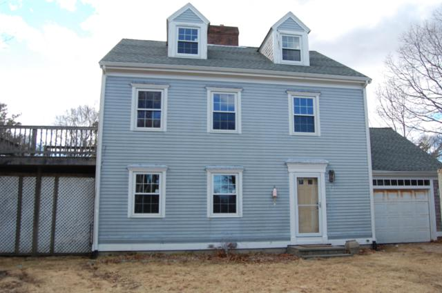 7 Shaw Street, East Sandwich, MA 02537 (MLS #21901626) :: Rand Atlantic, Inc.