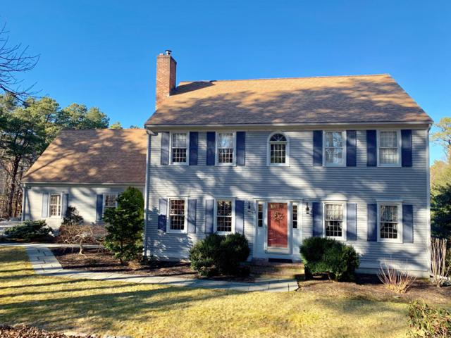 164 Lothrops Lane, West Barnstable, MA 02668 (MLS #21901629) :: Rand Atlantic, Inc.