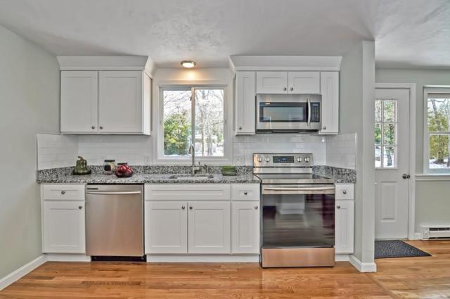 27 Old Menauhant Road, East Falmouth, MA 02536 (MLS #21901794) :: Bayside Realty Consultants
