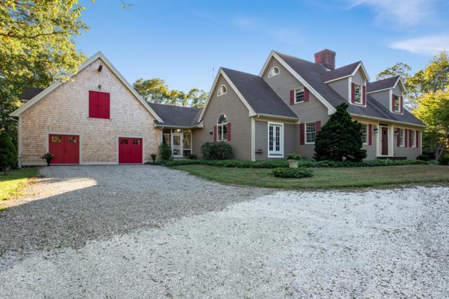 195 Red Brook Harbor Road, Cataumet, MA 02534 (MLS #21901863) :: Rand Atlantic, Inc.