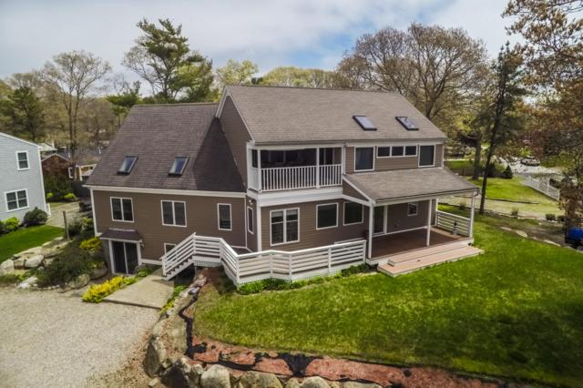 152 Edgewater Drive West, East Falmouth, MA 02536 (MLS #21902028) :: Bayside Realty Consultants