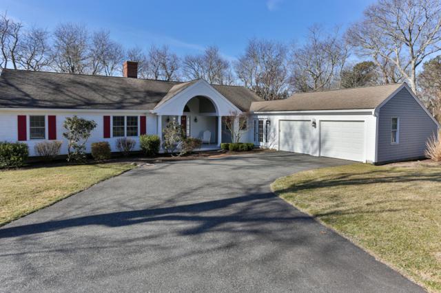 4 Joy Circle, East Sandwich, MA 02537 (MLS #21902197) :: Kinlin Grover Real Estate
