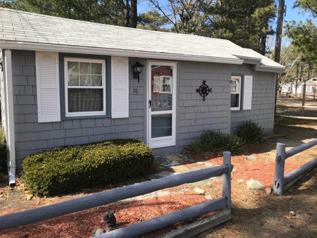 262 Old Wharf Road Road #76, Dennis, MA 02639 (MLS #21902232) :: Bayside Realty Consultants