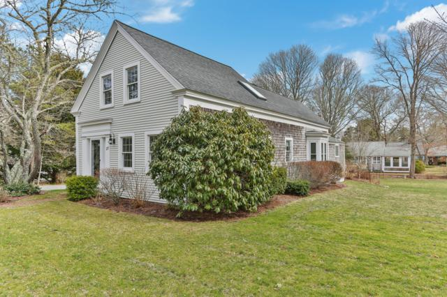 27 Long Road, Harwich, MA 02645 (MLS #21902488) :: Bayside Realty Consultants