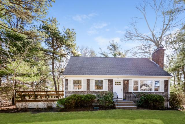 31 Quail Hill Road, Pocasset, MA 02559 (MLS #21902495) :: Bayside Realty Consultants