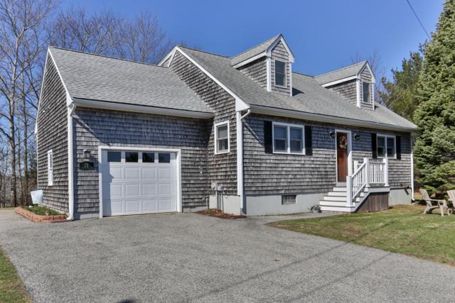 21 Fieldstone Way, Plymouth, MA 02360 (MLS #21902610) :: Bayside Realty Consultants