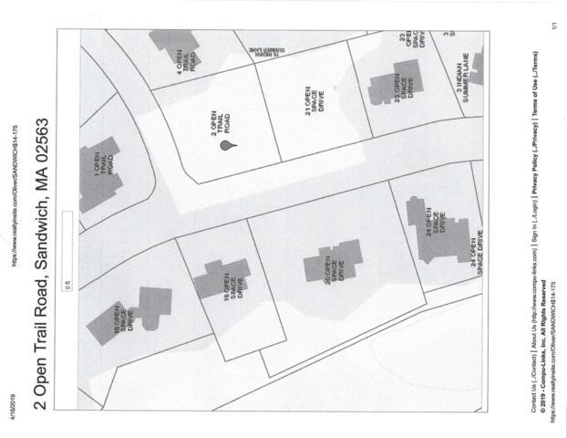 2 Open Trail Road, Sandwich, MA 02563 (MLS #21902621) :: Bayside Realty Consultants