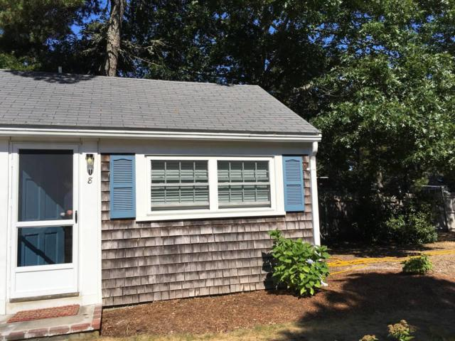 5 Polly Fisk Lane U-8, Dennis Port, MA 02639 (MLS #21902697) :: Bayside Realty Consultants