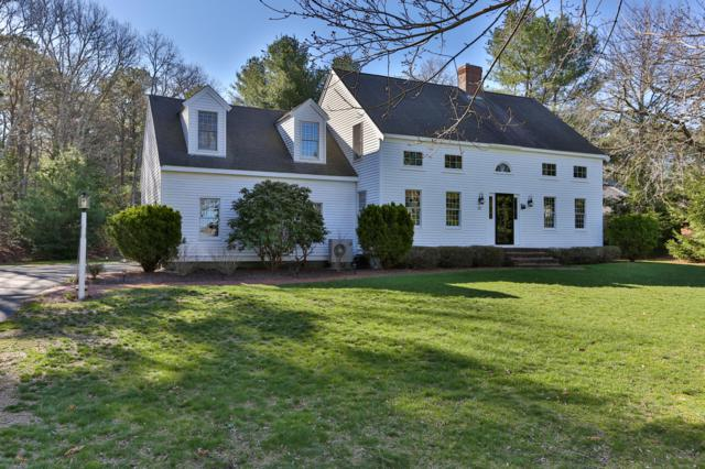 52 Great Hill Road, Sandwich, MA 02563 (MLS #21902708) :: Bayside Realty Consultants