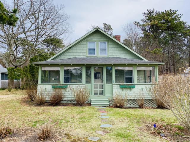 54 Hinckley Road, Brewster, MA 02631 (MLS #21902730) :: Bayside Realty Consultants