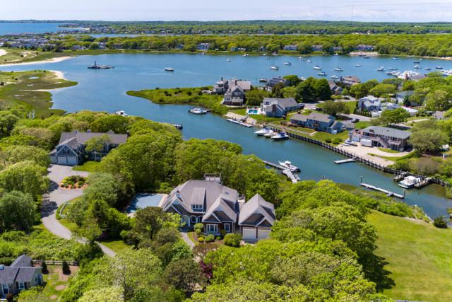 39 Davis Neck Road, East Falmouth, MA 02536 (MLS #21902775) :: Bayside Realty Consultants