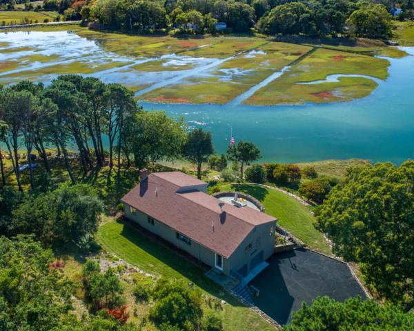 40 Fort Hill Road, East Sandwich, MA 02537 (MLS #21902776) :: Bayside Realty Consultants