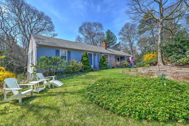 275 Lake Shore Drive, Marstons Mills, MA 02648 (MLS #21902872) :: Bayside Realty Consultants