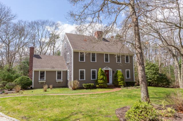 12 Village Drive, East Sandwich, MA 02537 (MLS #21902882) :: Bayside Realty Consultants