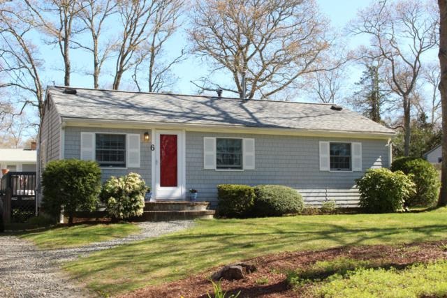 6 Winchester Drive, East Falmouth, MA 02536 (MLS #21902990) :: Kinlin Grover Real Estate